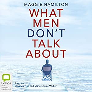 What Men Don't Talk About | [Maggie Hamilton]