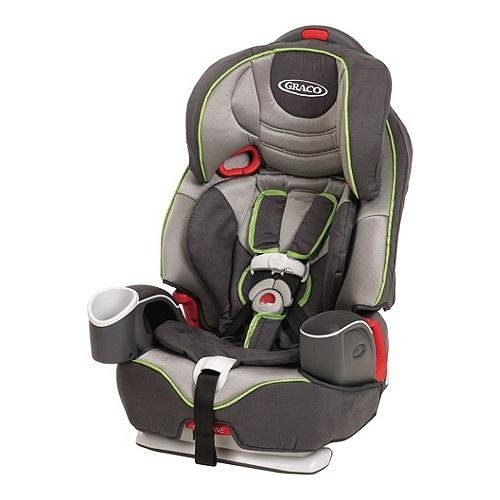 Graco Nautilus 3-in-1 Car Seat - Gavit