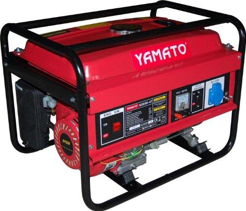 Moto Generatore di Corrente Yamato mod. G-2200 2,2Kw 4T