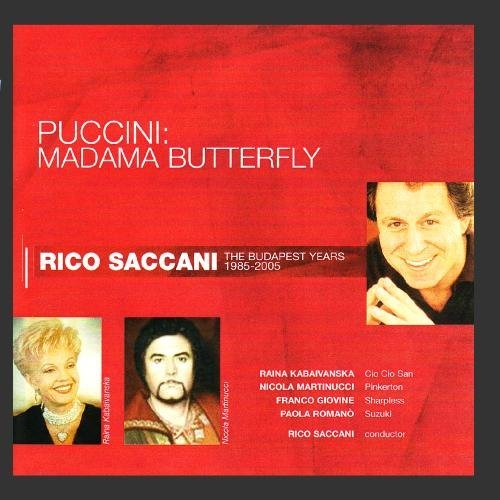 Puccini: Madama Butterfly by Rico Saccani