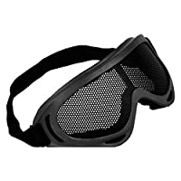 INFANTRY Army Tactical Commando Air Pro Goggles Airsoft Tinted Black #AM-008-B