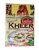 Laziza Kheer Mix Standard (rice Pudding), 155-Gram Boxes (Pack of 6)