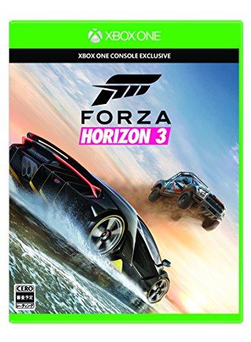 Forza Horizon 3 通常版 (【早期購入特典】2015 Ferrari 488 GTB・2015 Challenger SRT Hellcatご利用コード 同梱) 【Amazon.co.jp限定特典】アイテム未定 付