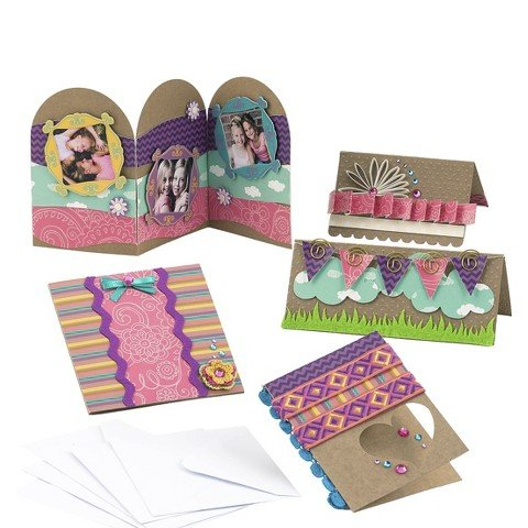 Papercraft Greeting Cards Kit