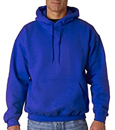 Gildan Adult DryBlend Performance Hooded Sweatshirt, Royal, Medium