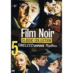 Film Noir Classic Collection, Vol. 1 (The Asphalt Jungle / Gun Crazy / Murder My Sweet / Out of the Past / The Set-Up) (1944)