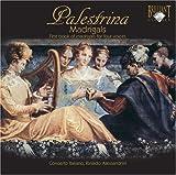 パレストリーナ:4声のマドリガル集第1巻、セスティナ