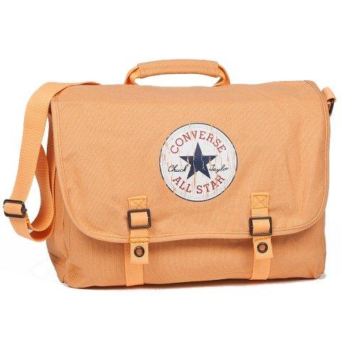 Converse Vintage Patch Orange 98306A-77 Handtasche Tasche Schultertasche Umhängetasche