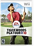 Tiger Woods PGA Tour 10 - Wii Standard Edition