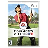 Tiger Woods PGA Tour 10 - Wii Standard Editionby Electronic Arts