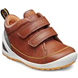 Ecco Unisex - Baby Biom Lite Infants Mahogany/Spice Fir/Tex First Walking Shoes