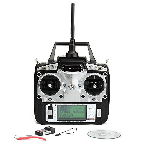 Neewer FS Newest Model FS-T6 AFHDS 2.4G 6 Channel Radio System