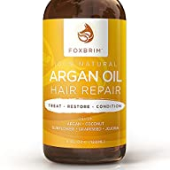 Argan Oil Hair Repair – 100% Natural…