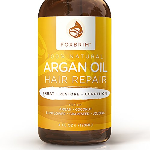 Argan-Oil-Hair-Repair-100-Natural-Vegan-Oils-Premium-Restorative-Natural-Organic-Hair-Care-Soften-Protect-Repair-Argan-Oil-for-Hair-plus-Jojoba-Oil-Coconut-Oil-Shea-Butter-Foxbrim-4OZ