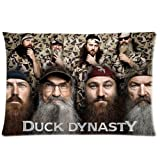New Diy Design Duck Dynasty Uncle Si Rectangle One Pillow Case 20x30 (one side) Comfortable For Lovers And Friends
