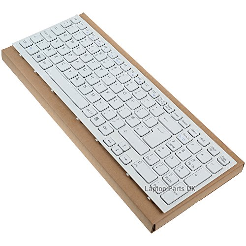 SONY Vaio VPCEB series White Keyboard version: UK