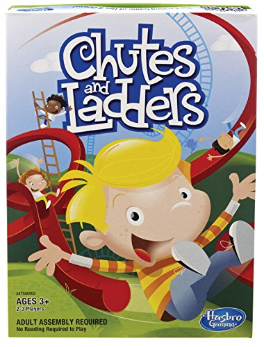 Milton Bradley Chutes and Ladders Game