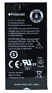 Polaroid rechargeable battery f. Z 340, GL 10