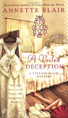 Image of A Veiled Deception (A Vintage Magic Mystery)