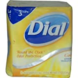 Dial Gold Antibacterial Deodorant Soap By , 3 Count