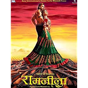 Purchase Original Title of Ramleela Movie from Amazon India at 10% Off
