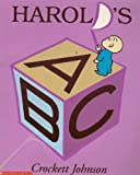 Harold's ABC; story and pictures (Purple crayon books) (0439104688) by Johnson, Crockett