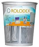 Rolodex Organiseur de bureau en metal Gris Set de 4