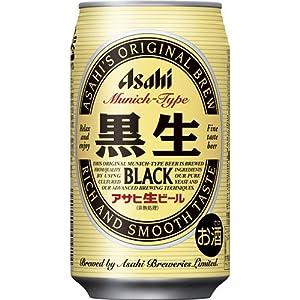 アサヒ 黒生 350ml×24本