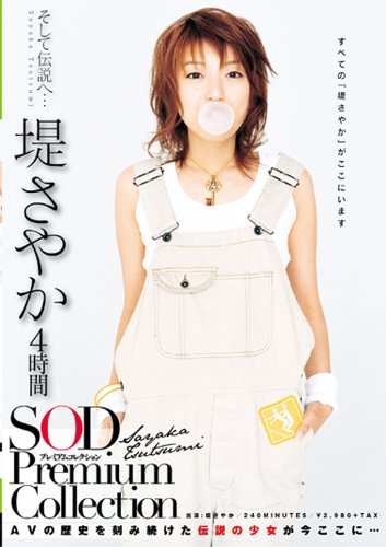 堤さやか 4時間 SOD Premium Collection [DVD]