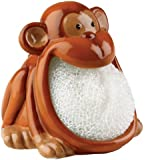Boston Warehouse Monkey Scrubby Holder