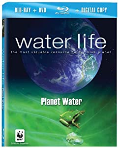 Water Life: Planet Water [Blu-ray plus DVD and Digital Copy]