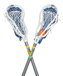Buy STX FiddleSTX 2-Pack Game Set with Two Sticks and One Ball by STX