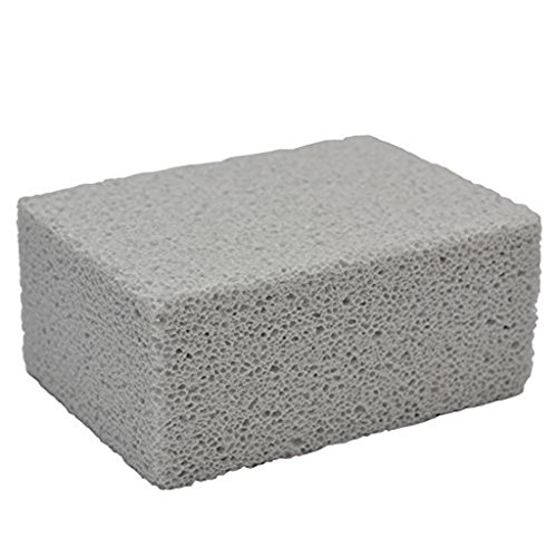 Elevate Essentials Pumice Stone Grill Block for Cleaning Grills or Griddles (1Pack) (Grittle Cast Iron compare prices)