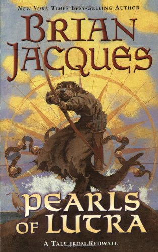 Cover of Pearls of Lutra: A Tale from Redwall (Redwall (Firebird Paperback))