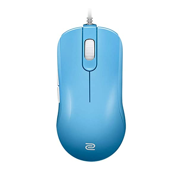 Zowie Optical Gaming Mouse (USB/Blue/3200dpi/5 Buttons) - FK2-B Divina Blue (Color: blue)