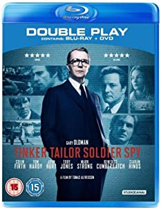 Tinker Tailor Soldier Spy - Double Play (Blu-ray + DVD) [Reino Unido] [Blu-ray]
