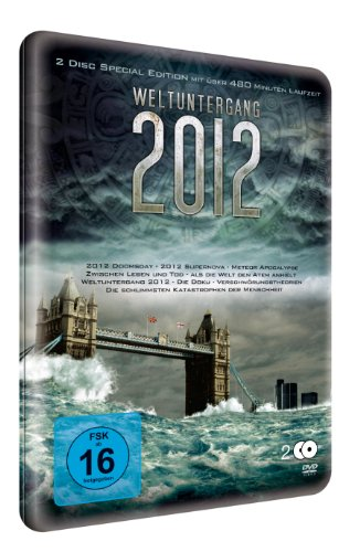 Weltuntergang 2012 (DVD) [Metallbox]