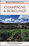 img - for Champagne-Ardennes & Burgundy (Passport's Regional Guides of France Series) by Arthur Eperon (1-May-1996) Paperback book / textbook / text book