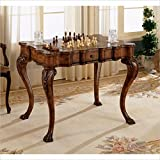 Butler Home Decor Game Table Finish Type - Light Heritage