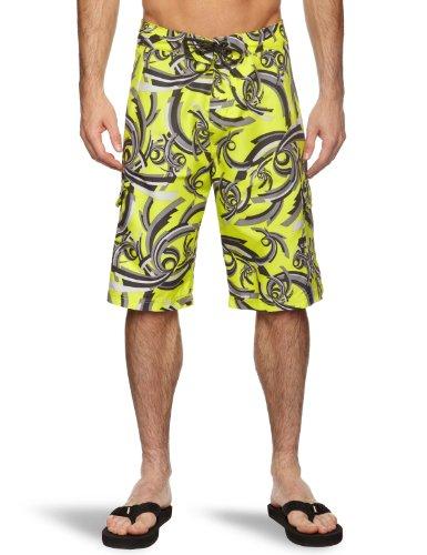 Helly Hansen Men's Maui Trunk Print Swim Short
