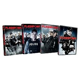 Flashpoint: Seasons 1-4