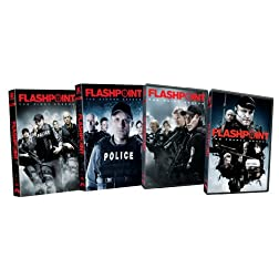 Flashpoint: Seasons 1-4