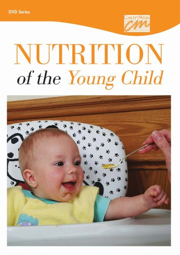 Nutrition Of The Young Child: Complete Series (Dvd) (Concept Media Dvd Series)
