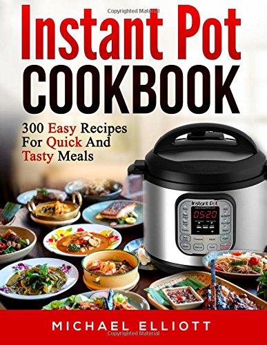 300 Instant Pot Cookbook (Healthy Crock Pot Recipe Book compare prices)