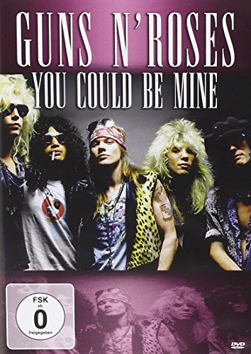 Guns N Roses;-You Could Be Mine [DVD-AUDIO]