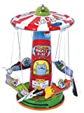 Uglydoll Rocket Ride Wind-Up Tin Toy