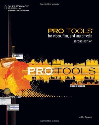 Pro Tools for Video, Film, & Multimedia