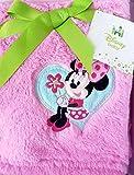 Disney Baby Minnie Mouse Cuddle Plush Blanket Disney Baby Bedding