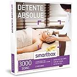 SMARTBOX - Coffret Cadeau - DÉTENTE ABSOLUE - 3000 soins : modelage du corps, soin du visage, accès au spa