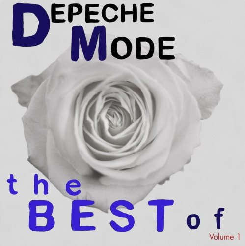 Depeche Mode - The Best of Depeche Mode, Vol. 1 - Just Can't Get Enough
